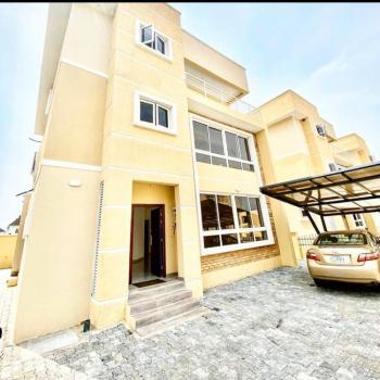 6 Bedroom Detached House Plus Bq., Around Pinnock Estate, Osapa London, Osapa, Lekki, Lagos, Detached Duplex for Sale