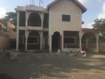 Newly Renovated 5-bedroom Duplex with 2-bedrooms  Bq+swimming Pool, Patrick Bokor, Jabi, Abuja, Detached Duplex for Rent