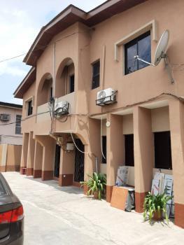 2 Wings Duplex + 2 Nos of 2 Bedroom and 3 Bedroom, Ogba, Ikeja, Lagos, Semi-detached Duplex for Sale
