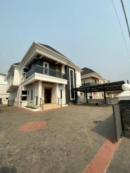 Luxury 5 Bedroom Fully Detached Duplex with Bq, Mega Mond Estate, Lekki County, After Chevron Before Mega Chicken Lekk, Ikota, Lekki, Lagos, Detached Duplex for Sale