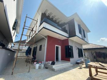Brand New 4-bedroom Fully Detached House with Bq, Osapa, Lekki, Lagos, Detached Duplex for Sale
