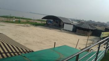 Ocean Front and One-storey Bar, Ado, Ajah, Lagos, Restaurant / Bar for Rent