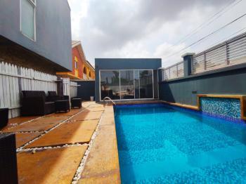 Luxury 4 Bedroom Duplex with Bq. Pool. Standby Generator, Off Admiralty Way, Lekki Phase 1, Lekki, Lagos, Terraced Duplex for Rent