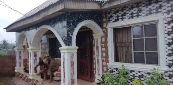 Awoof Bungalow of 2 Bedroom and a Room Self Contained, Off Ipaja Command Road, Ipaja, Lagos, Detached Bungalow for Sale