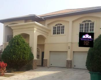 Magnificent 5 Bedroom Fully Detached Duplex with 2 Rooms Bq, Morden House, Zone B  Estate, Nicon Town, Lekki, Lagos, Detached Duplex for Rent
