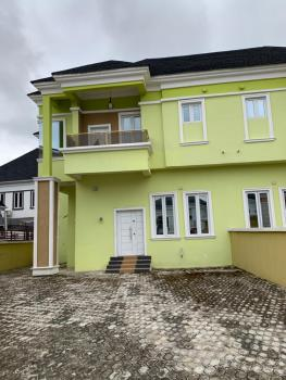 Exclusive 4 Bedroom Semi Detached Duplex., Thomas Estate, Ado, Ajah, Lagos, Semi-detached Duplex for Sale
