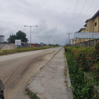 Land in a Beautiful Environment, G.r.a., Abijo, Lekki, Lagos, Residential Land for Sale