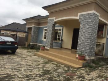 Topnotch 3 Bedroom Detached Bungalow with Bq., By 69 Road, Gwarinpa, Abuja, Detached Bungalow for Sale