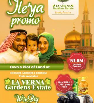 Estate Land, Close to Pan Atlantic University, Eleko, Ibeju Lekki, Lagos, Residential Land for Sale