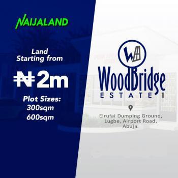 Estate Land, Lugbe, Sabon Lugbe, Lugbe District, Abuja, Residential Land for Sale