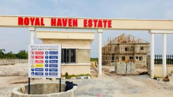 Land in an Estate with Approved Excision, Estate Land Sharing Fence with Chevron Cooperative Estate Abijo Gra, Lekki Phase 2, Lekki, Lagos, Residential Land for Sale