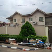5 Bedroom Semi Detached Duplex(all Ensuite) With Bq At, Omole Phase 2, Ikeja, Lagos, 5 Bedroom, 6 Toilets House For Sale