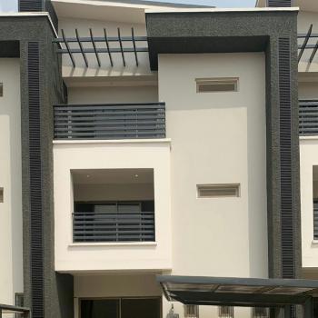 Luxury 4 Bedrooms Terraced Duplex, Jabi, Abuja, Terraced Duplex for Sale