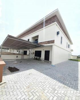 Luxury 3 Bedrooms Duplex with Bq in an Estate, Chevron Orchid, Lekki, Lagos, Block of Flats for Sale