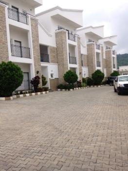 4 Bedrooms with 1 Maids Quarter, Katampe Extension, Katampe, Abuja, Terraced Duplex for Sale
