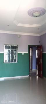Refurbished 2 Bedroom Flat, Upstairs Available Now., Peace Estate, Ago Palace, Isolo, Lagos, Flat for Rent