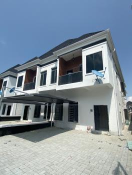 Newly Built 4 Bedroom Semi Detached  Duplex with B.q, 2nd Toll Gate, Lekki, Lagos, Semi-detached Duplex for Sale