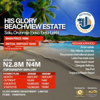 Dry Land, Eleko, Ibeju Lekki, Lagos, Residential Land for Sale