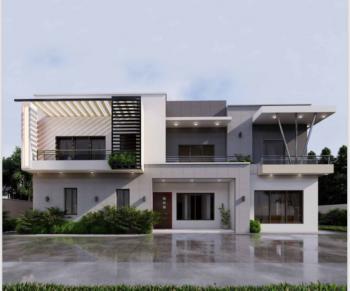 7 Bedrooms Gated Duplex, Opposite Maitama, Katampe, Abuja, Detached Duplex for Sale