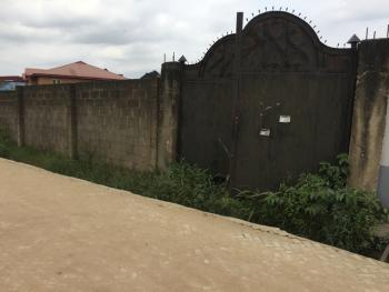 a Plot of Land Fenced Round with Gate, Gated and Secured Estate Near Isecom, Opic, Isheri North, Lagos, Mixed-use Land for Sale