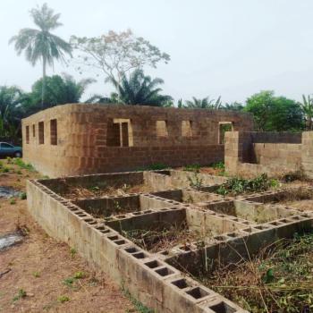 Deed of Assignment/receipt/survey Plan/building Plan, Ake Villa Off Obafemi Owode Local Government, Obafemi Owode, Ogun, Detached Bungalow for Sale