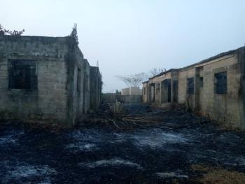 4 Nos of 3 Bedroom Flats, Amagba Community, Benin, Oredo, Edo, Block of Flats for Sale
