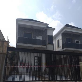 Brand New 5 Bedrooms Fully Detached House with a Boys Quarter, Off Tony Asije Street, Gra, Ogudu, Lagos, Detached Duplex for Sale