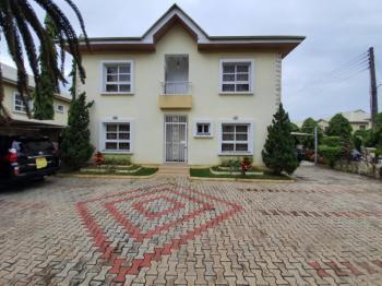 Luxury 4 Bedroom Duplex, Fully Detached, Friends Colony, Agungi, Lekki, Lagos, Detached Duplex for Sale