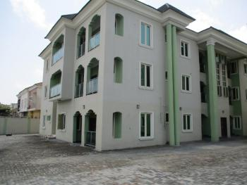 9 Units of 3 Bedroom Luxury Flats with 1 Bq, Akintunde Adeyemi Drive, Lekki Phase 1, Lekki, Lagos, Block of Flats for Sale