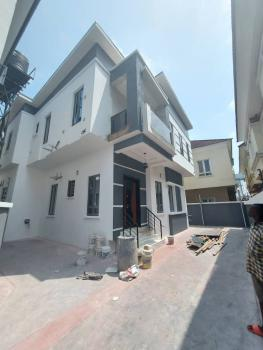 Luxurious 5 Bedroom Fully Detached Duplex with a Room Bq, Chevron, Lekki, Lagos, Detached Duplex for Sale
