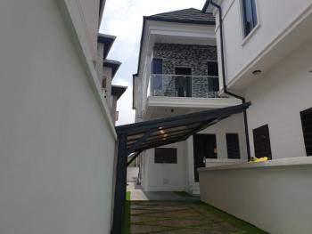 4 Bedroom Semi Detached Duplex Off Orchid Road, Orchid Road, Lafiaji, Lekki, Lagos, Semi-detached Duplex for Sale