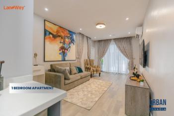 Exquisite One 1 Bedroom Apartments, Urban Prime 2, Ogombo, Abraham Adesanya, Lekki Ajah, Ogombo, Ajah, Lagos, Mini Flat for Sale