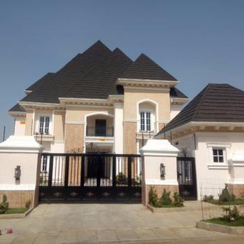 Ultra Modern New 6 Bedrooms House with Guest Chalet, Bq, Swimming Pool, Maitama District, Abuja, Detached Duplex for Sale