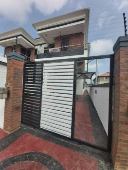 Superb 4 Bedroom, Chevron, Lekki Phase 2, Lekki, Lagos, Semi-detached Duplex for Sale