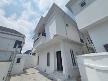 Exotic Lovely 5 Bedrooms Fully Detached Duplex with a Room Bq, 2nd Toll Gate, Lekki, Lagos, Detached Duplex for Sale