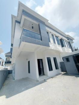 Luxurious 4 Bedroom Semi-detached Duplex with a Room Bq, 2nd Toll Gate, Lekki, Lagos, Semi-detached Duplex for Sale