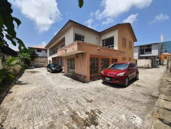 Detached House with Open Plan Office Space + 6rooms, Muri Okunola Street, Victoria Island Extension, Victoria Island (vi), Lagos, Detached Duplex for Rent