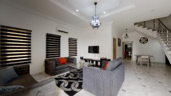 Fully Furnished 4 Bedroom Semi Detached Duplex with a Bq, Ajah, Lagos, Semi-detached Duplex for Sale