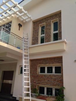 5 Bedroom Duplex, a Studio, Guest Chalet, 2 Rooms Bq, Shonibare Shoni Highway,ikeja Gra, Ikeja Gra, Ikeja, Lagos, Detached Duplex for Sale