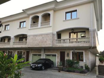 Luxury and Well Spacious 4 Bedroom, Off Bourdillion., Old Ikoyi, Ikoyi, Lagos, Terraced Duplex for Rent