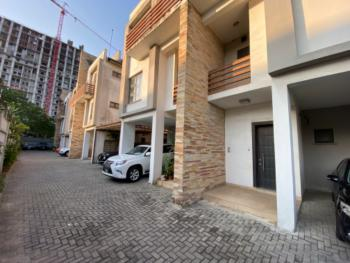 Contemporary 4 Bedroom Terrace Duplex with a Bq, Old Ikoyi, Ikoyi, Lagos, Terraced Duplex for Rent