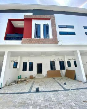 Brand New 3 Bedroom Duplex with Bq, Orchid Road By Second Toll Gate, Lafiaji, Lekki, Lagos, Terraced Duplex for Rent