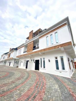 Four Bedroom Semi Detached Duplex with Bq, Lafiaji, Lekki, Lagos, Semi-detached Duplex for Rent