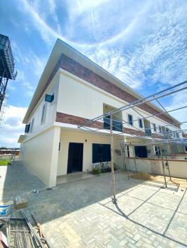 Three Bedrooms Terraced Duplex with Bq, Lafiaji, Lekki, Lagos, Terraced Duplex for Sale