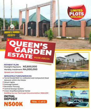 Estate Land with C of O, Queens Garden, Kuje, Abuja, Mixed-use Land for Sale