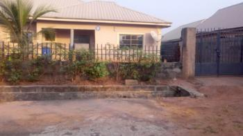 Fenced Detached Bungalow Comprising Two Bedroom Flat Ensuite, Federal Mortgage Bank of Nigeria Estate,  Naze, Owerri North, Imo, Detached Bungalow for Sale
