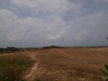 11 Hectares of Land Facing The Beach., Ilasan Community By World Oil Filling Station., Ilasan, Lekki, Lagos, Mixed-use Land for Sale
