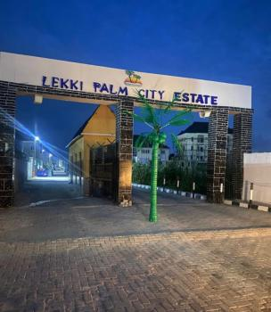 Newly Built 4 Bedroom Terrace Duplex with Installment Payment, Lekki Palm City, Ado, Ajah, Lagos, Terraced Duplex for Sale
