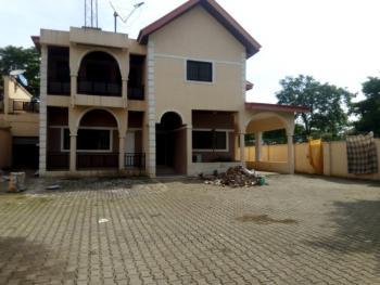 5 Bedroom Duplex with 2 Room Bq and Air Conditions., Jabi District, Jabi, Abuja, Semi-detached Duplex for Rent