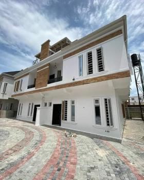 Newly Built 4 Bedroom Semi-detached Duplex, Oral Estate, Lekki, Lagos, Semi-detached Duplex for Rent